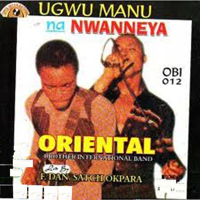 Oriental Brothers International Band Led By F.Dan. Satch Okpara