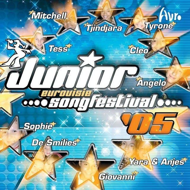 Finalisten Junior Songfestival 2005