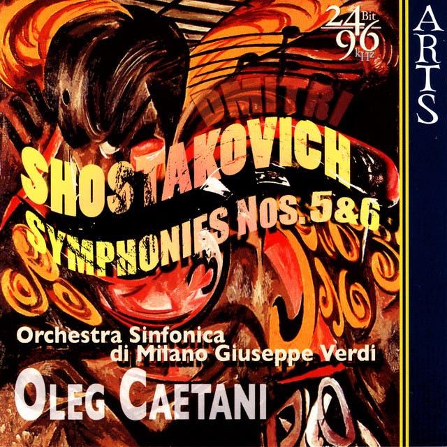 Orchestra Sinfonica Di Milano Giuseppe Verdi & Oleg Caetani