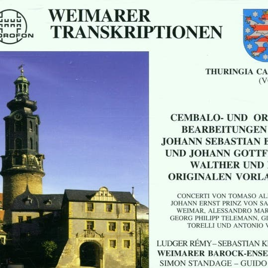 Weimarer Barock-Ensemble