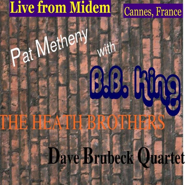 B.B. King, Dave Brubeck Quartet, Pat Metheny,