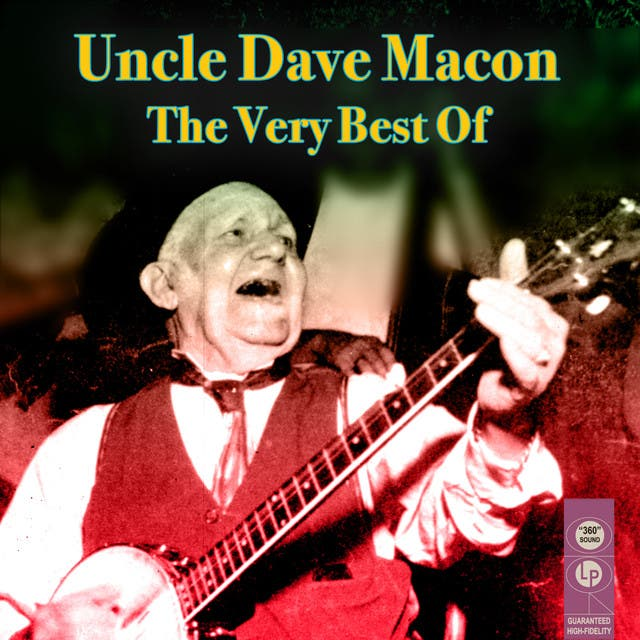 Uncle Dave Macon image