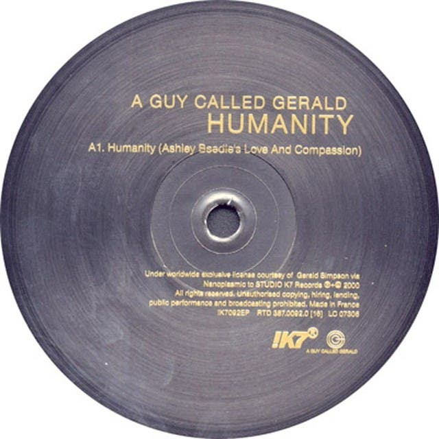 Humanity - A. Beedle Remixes