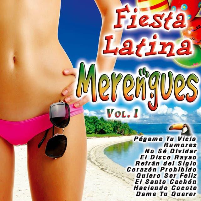 Fiesta Latina-Merengues Vol. 1