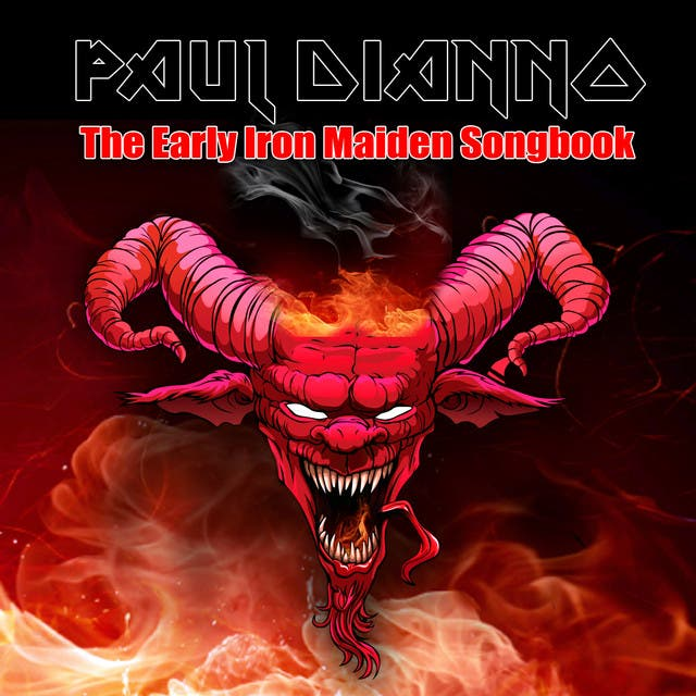 Paul Dianno (Formerly Of Iron Maiden)