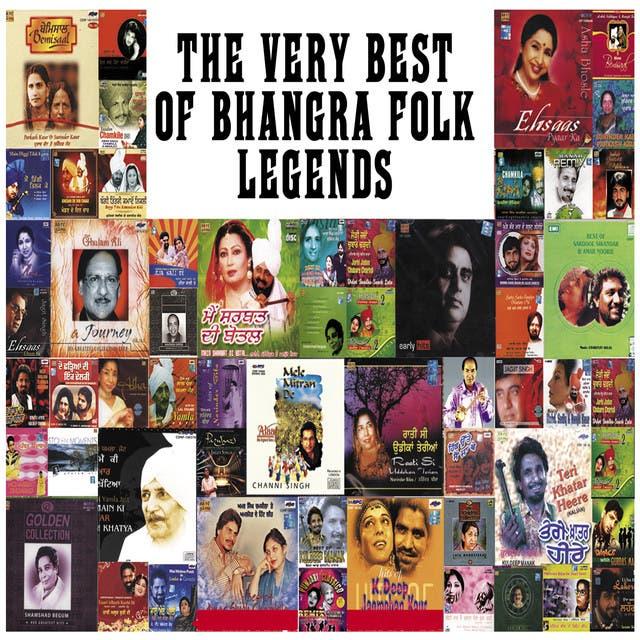 The Very Best Of Bhangra Folk Legends