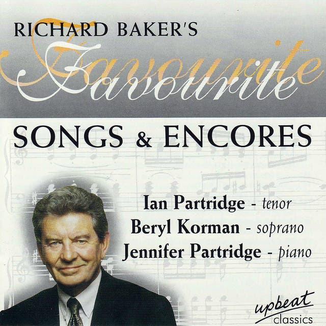 Ian Partridge, Beryl Korman And Jennifer Partridge