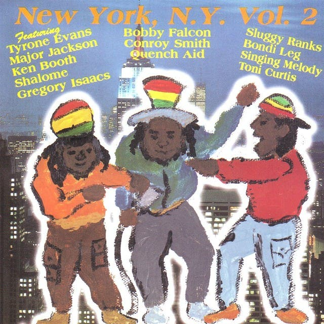 New York, N.Y. Vol. 2