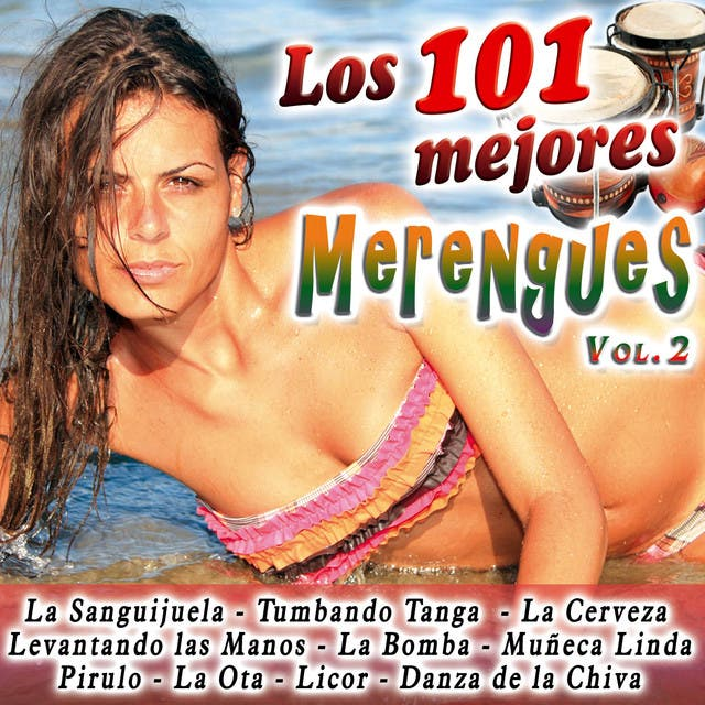 Los 101 Mejores Merengues Vol. 2