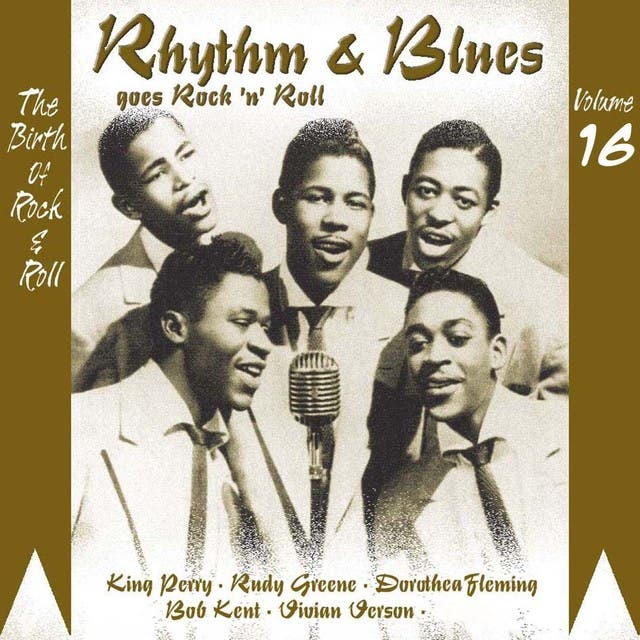 Rhythm & Blues Goes Rock & Roll, Vol. 16