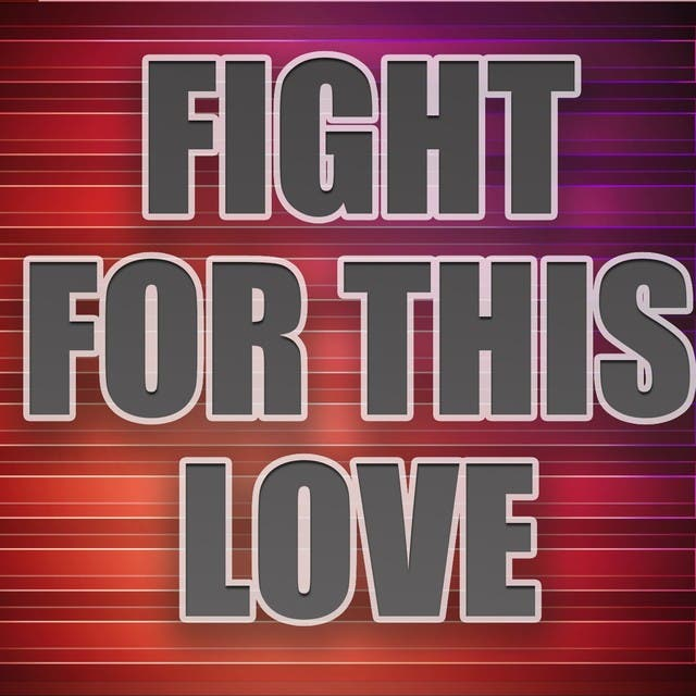 Fight For This Love (A Tribute To Cheryl Cole)