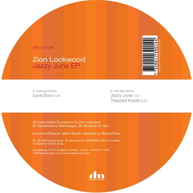 Zion Lockwood