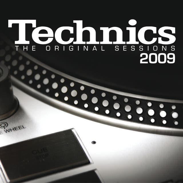 Technics The Original Sessions 2009