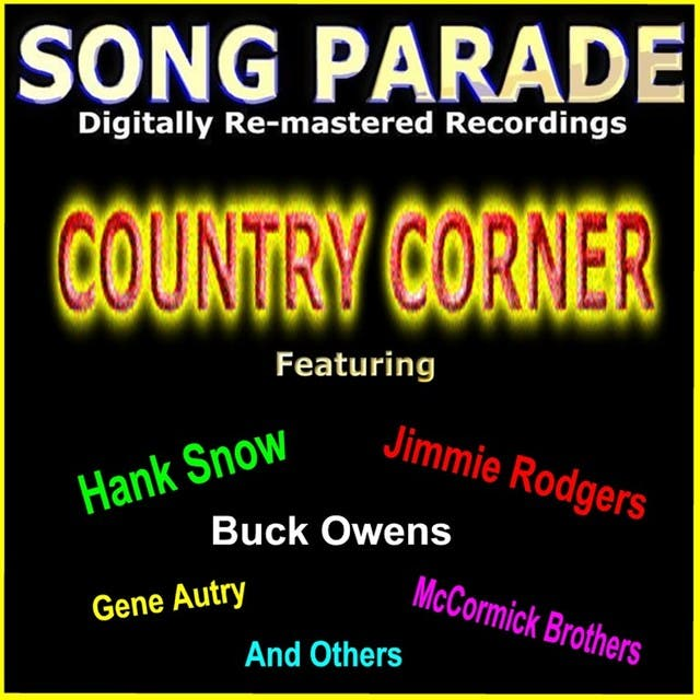 Song Parade - Country Corner