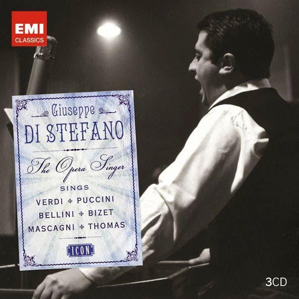 Icon: Giuseppe Di Stefano