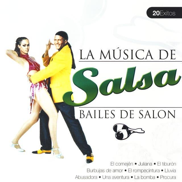Bailes De Salón Salsa  (Ballroom Dance Salsa)