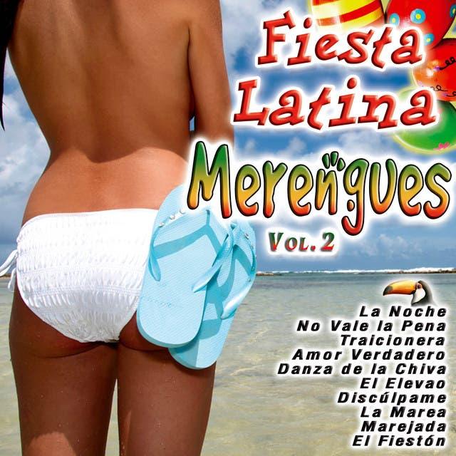 Fiesta Latina-Merengues Vol. 2