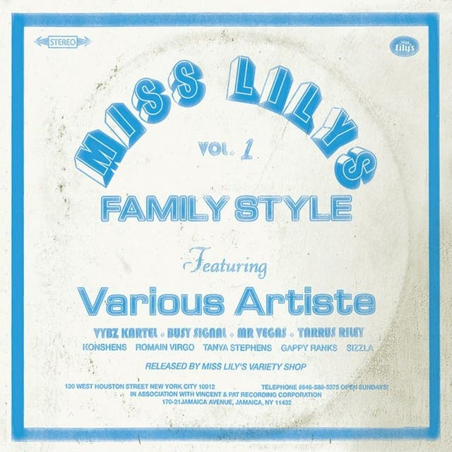 Miss Lilys Family Style Vol. 1