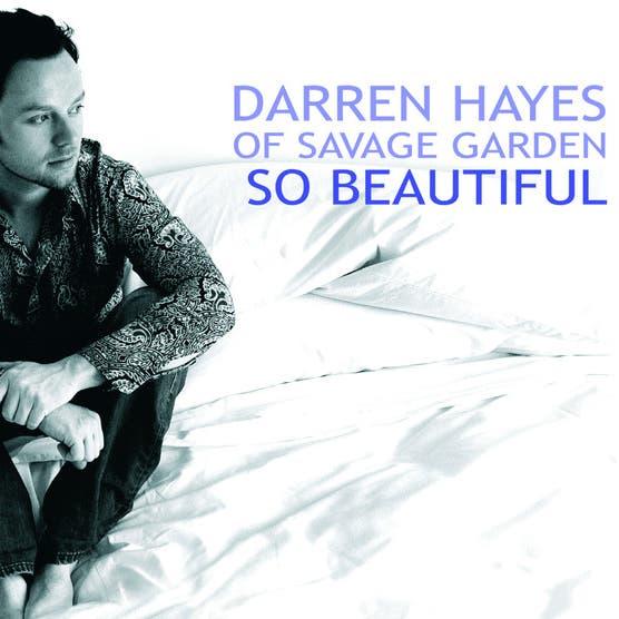 Darren Hayes Of Savage Garden