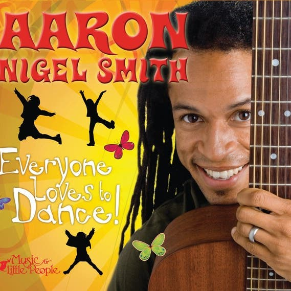 Aaron Nigel Smith