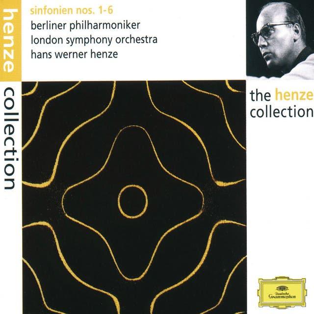 Henze: Symphonies Nos.1 - 6