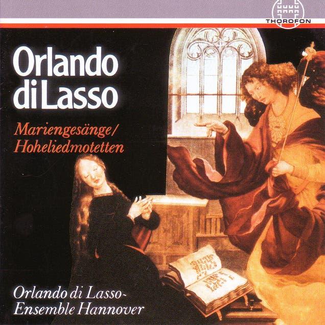 Orlando Di Lasso Ensemble Hannover