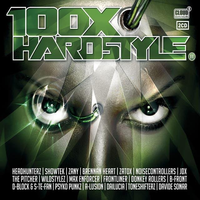 100 X Hardstyle