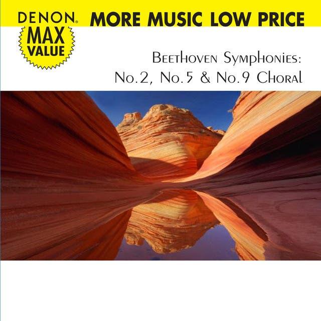 Beethoven: Symphonies No. 2, 5 & 9