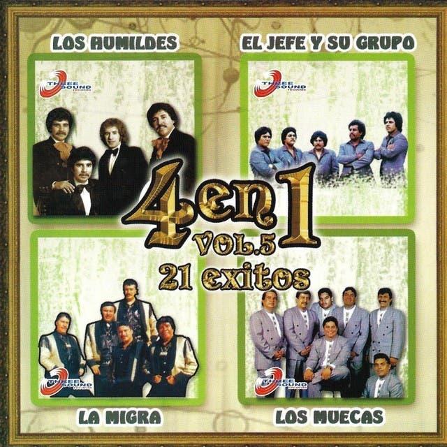 4 En 1 Vol.5