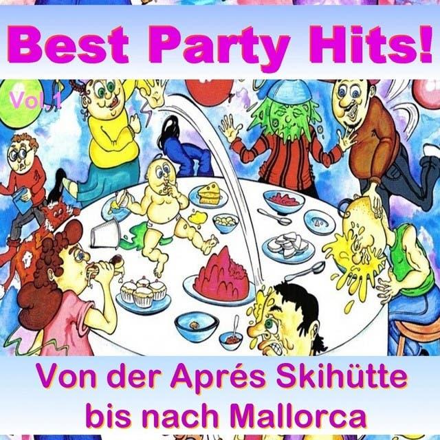 Best Party Hits, Von Der Après Skihütte Bis Nach Mallorca
