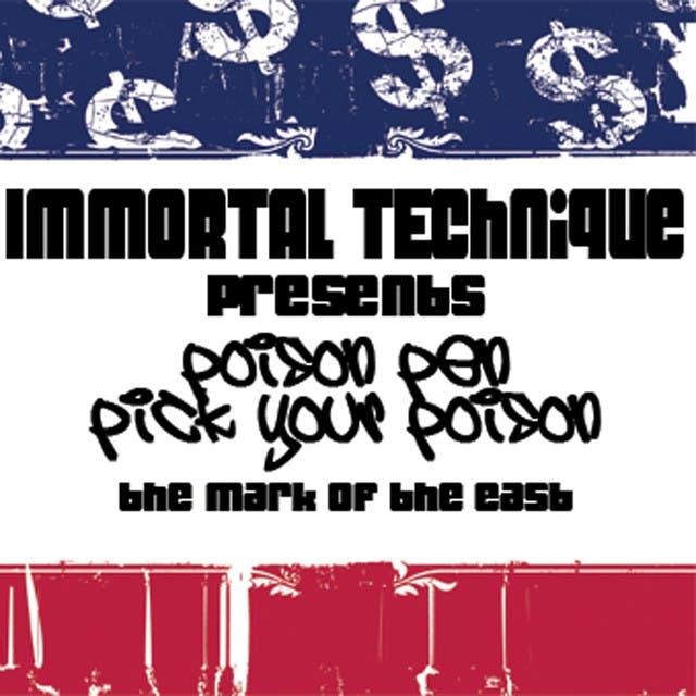 Immortal Technique Presents Poison Pen