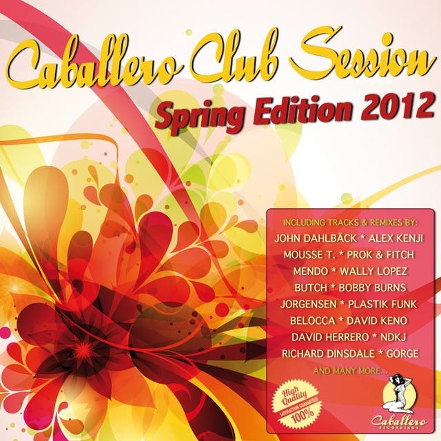 Caballero Club Session - Spring Edition 2012