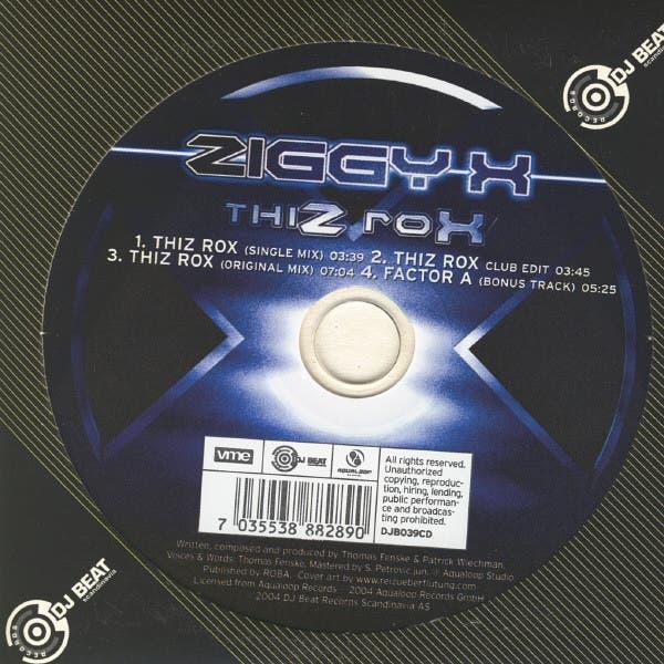Ziggy X
