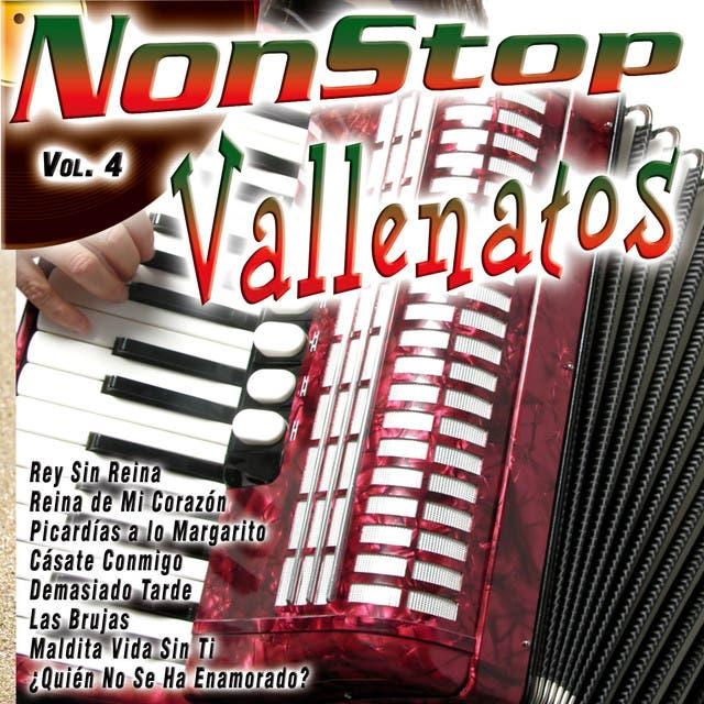 Non Stop Vallenatos Vol. 4