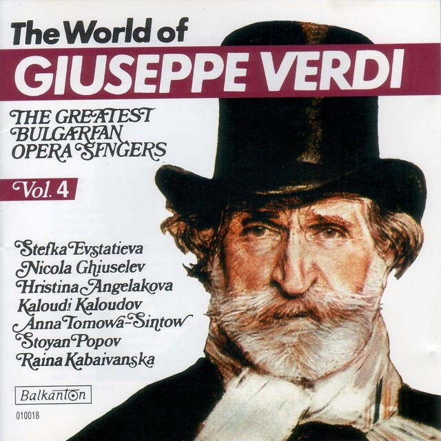 The World Of Guiseppe Verdi, Vol.4