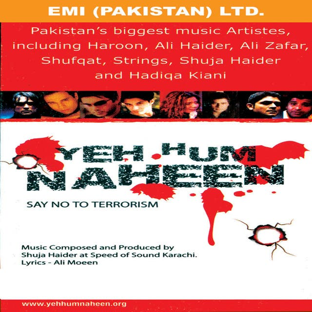 Haroon Ali Haider  Ali Zafar  Shufqat  Strings  Shuja Haider  Hadiqa Kiani