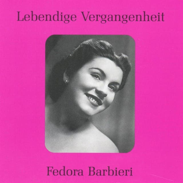 Fedora Barbieri