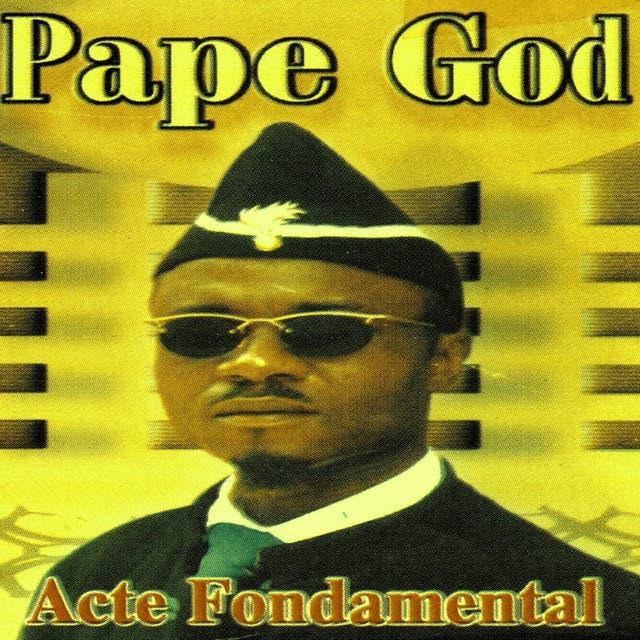 Pape God