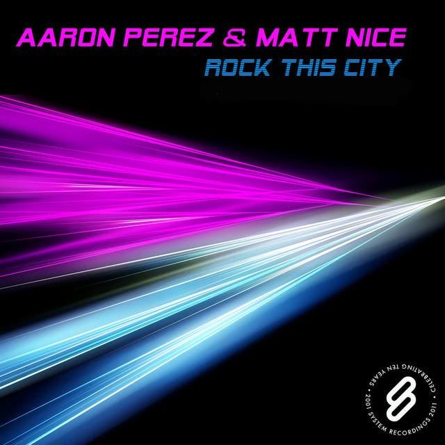 Aaron Perez image