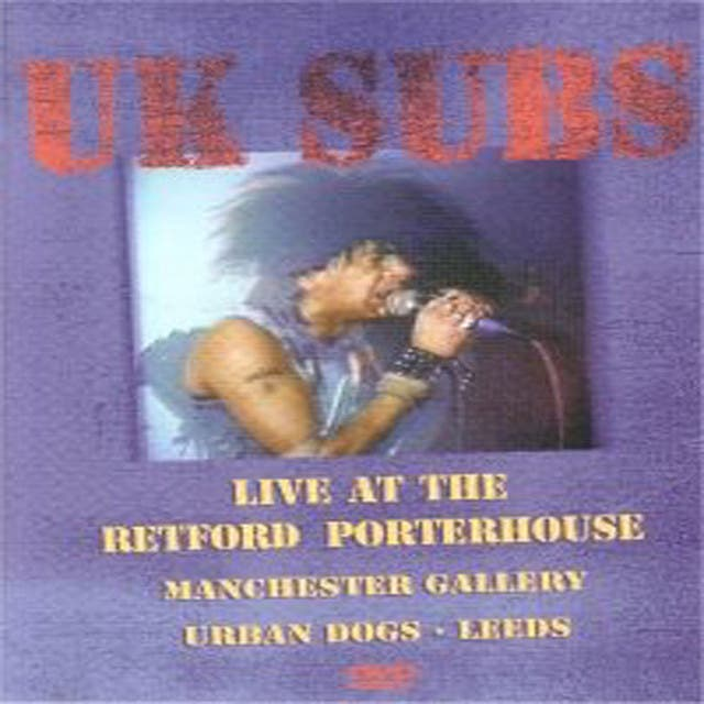Live At Retford Porterhouse