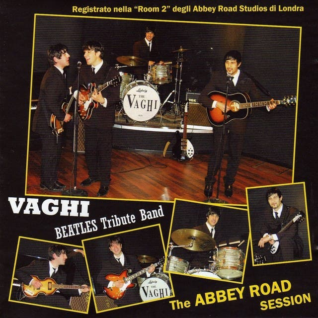 Vaghi Beatles Tribute Band image