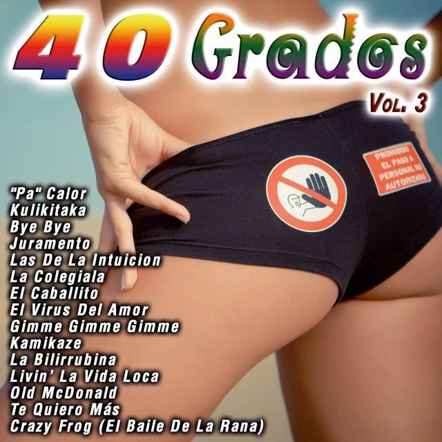 40 Grados: Vol.3