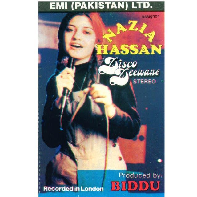 Nazia Hassan image
