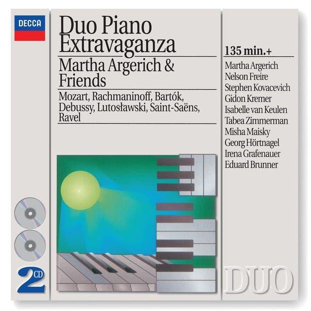 Duo Piano Extravaganza - Martha Argerich & Friends