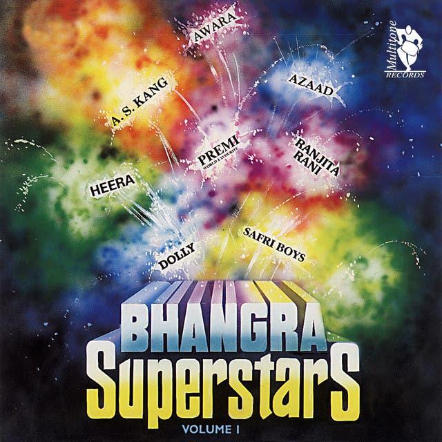 Bhangra Superstars Volume 1