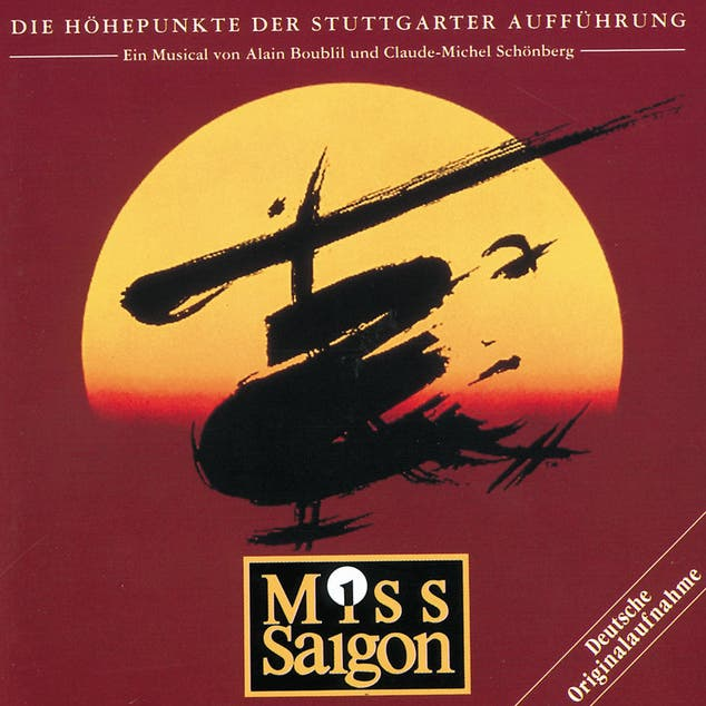 Original German Cast Miss Saigon