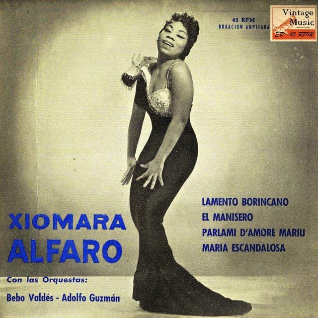 Xiomara Alfaro