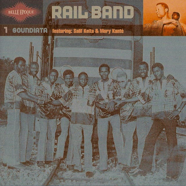Rail Band Du Buffet image