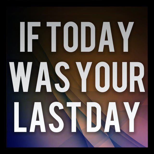 If Today Was Your Last Day (A Tribute To Nickelback)