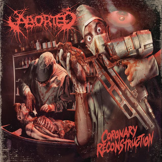 Coronary Reconstruction (ep)
